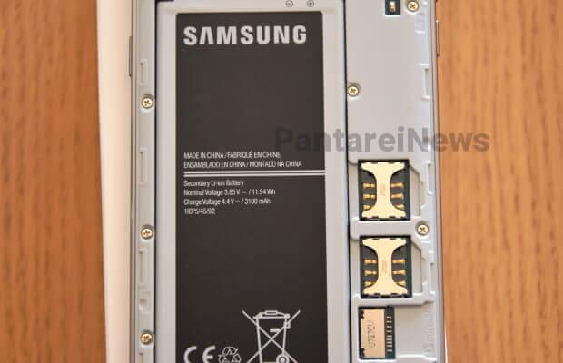 Samsung galaxy j5 2016 unboxing e scheda tecnica for Costo medio di aggiungere un portico anteriore