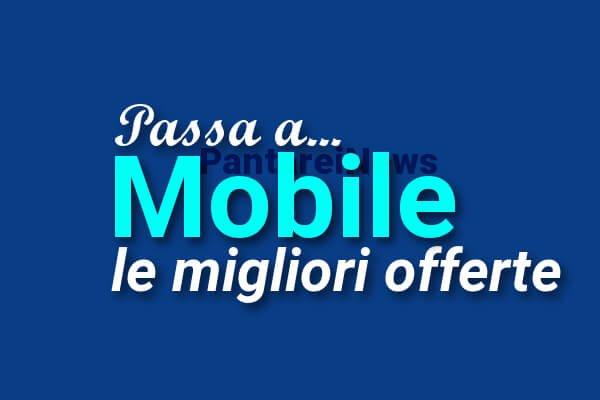 Migliori offerte mobile passa a tim vodafone wind tre for Offerte mobile