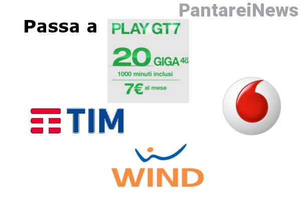 Passa a Tre, Tim, Wind, Vodafone le migliori offerte mobile di ...