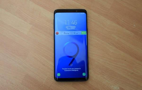 SAMSUNG S9 PLUS RATE