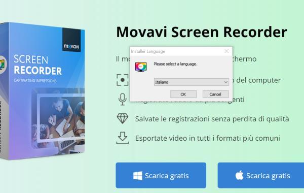 Come scaricare musica da Deezer e Spotify con Movavi Screen