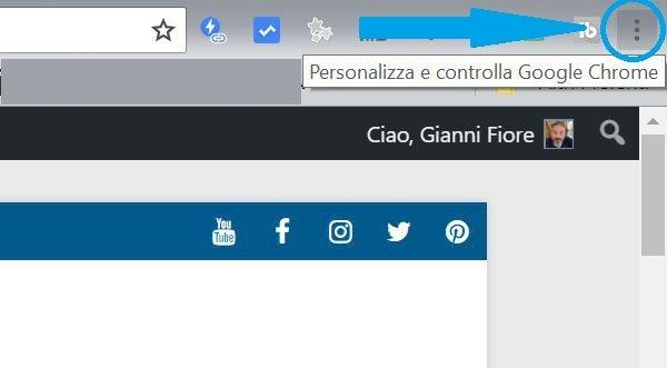 Chrome: come vedere quali schede, siti ed estensioni rallent