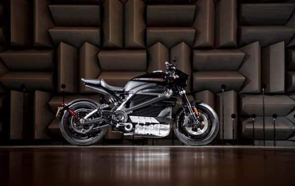 Harley Davidson LiveWire    elettrica e bellissima in mostra ad EICMA 2018