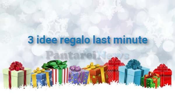 Regali last minute: 3 idee originali da acquistare online e senza spedizione