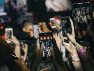 influenza smartphone sulla navigazione