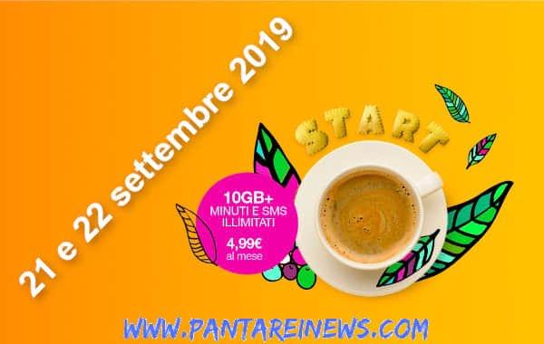 Creami WOW Weekend torna il 21 e 22 settembre a 4 | 99€