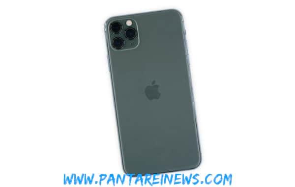 iFixit ha smontato iPhone 11 Pro Max e il risultato è intere