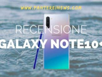 recensione galaxy note 10 plus