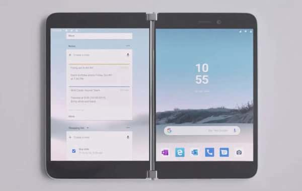 Surface Duo: dal 10 settembre a 1400$, per ora solo negli USA