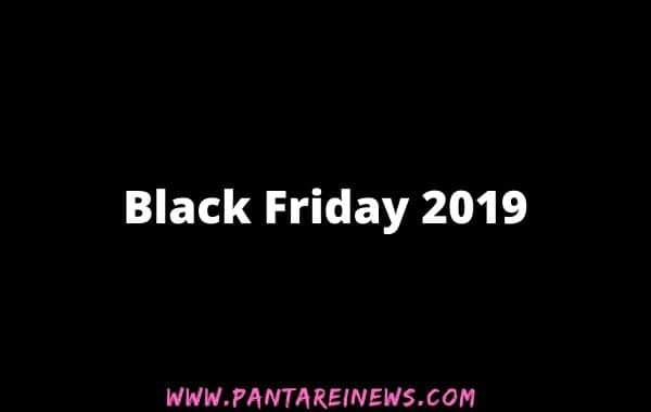 Amazon Black Friday 2019: offerte su migliaia di prodotti