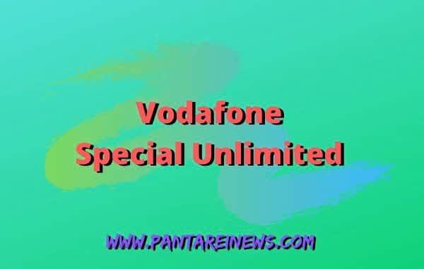 Passa a Vodafone da iliad |  Special Unlimited 7€ |  chiamate ed SMS ill  |  50GB