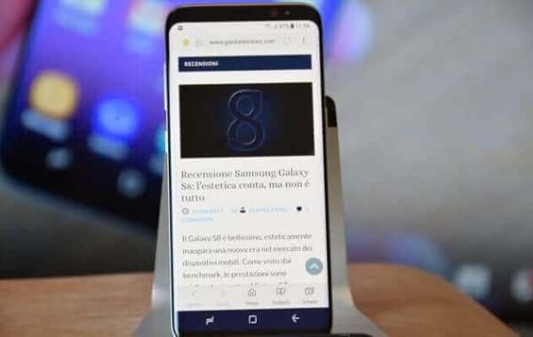 Galaxy S8 e Note 8 |  arriverà Android 10 oppure no?