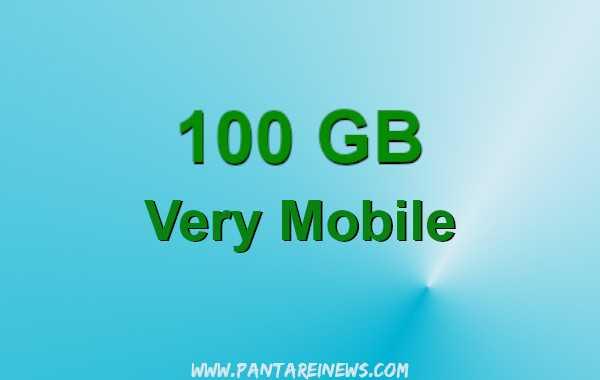 Very Mobile diversifica offerta: tariffe con 100 GB, minuti