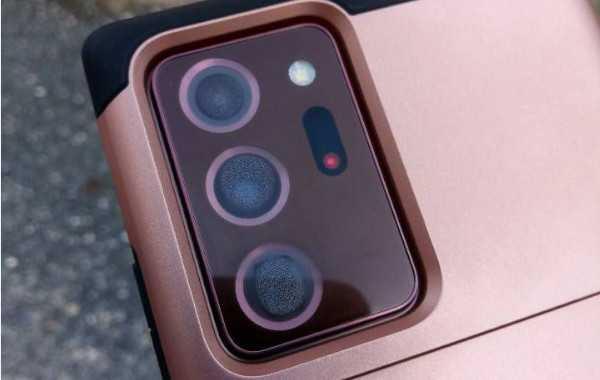 Problemi di condensa per la fotocamera del Galaxy Note 20 Ultra