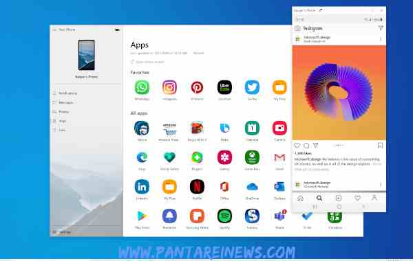 Come eseguire app Samsung in Windows 10