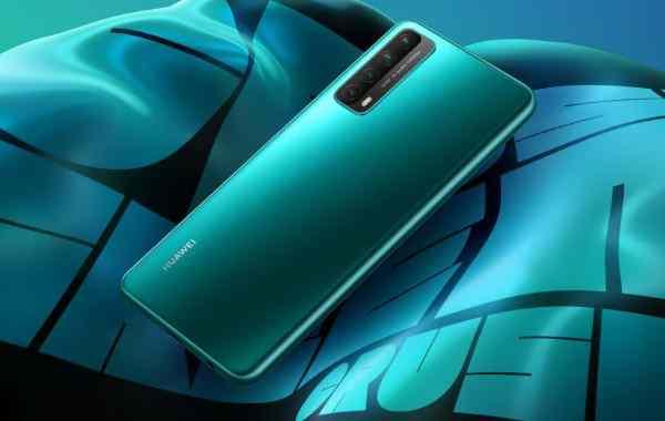Huawei P Smart 2021 ufficiale: specifiche e prezzo