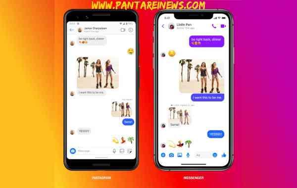 Messenger e Instagram: le chat sono ufficialmente unite