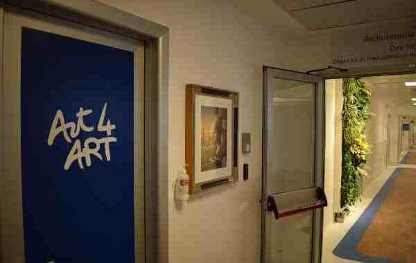 Windtre partner del progetto Art4Art