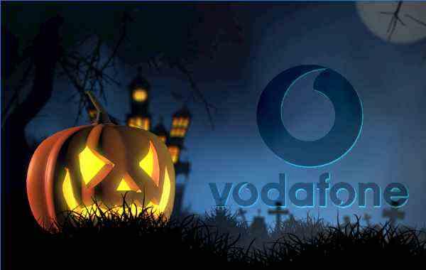 Offerte da paura con Vodafone se attivi online entro il 31 ottobre